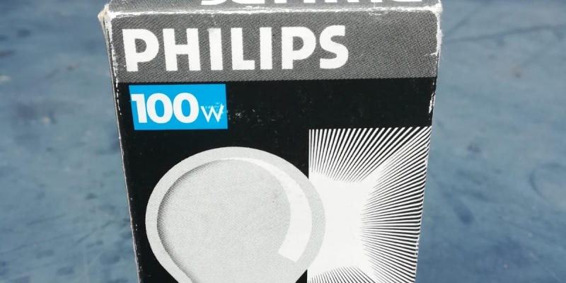 Phillips 100w lamp