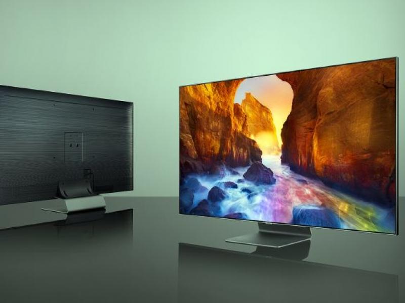 Samsung 4k en 8k QLED tv